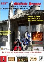 3ème Fête Médiévale Pernoise